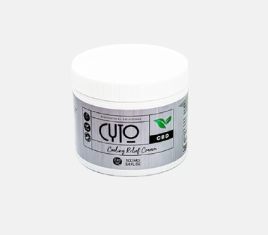 CytoCBD Cooling Relief Cream